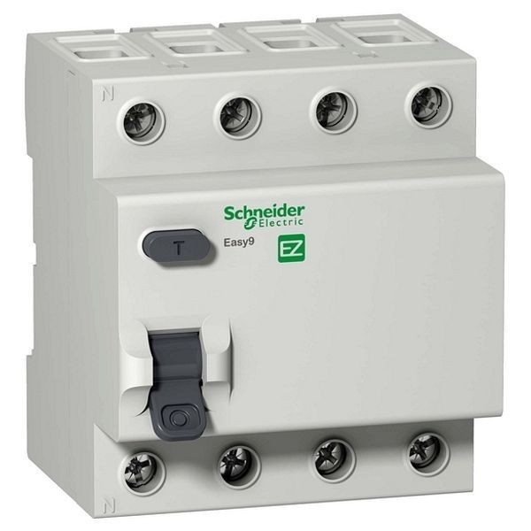 УЗО Schneider Electric Easy9 4P 63А 30мА (AC), EZ9R34463