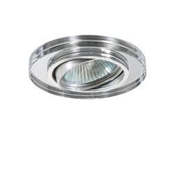 Lightstar Светильник RIFLE CYL CR MR16/HP16 ПОВОРОТ  ХРОМ/ЗЕРКАЛЬНЫЙ, 002514