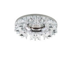 Lightstar Светильник INGRANO MR16/HP16 ХРОМ/ЗЕРКАЛЬНЫЙ 002554, 002554