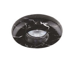 Lightstar  Светильник MARMARA NERO MR16/HP16 ЧЕРНЫЙ МРАМОР, 002747