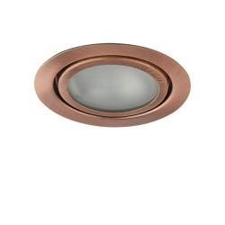 Lightstar  Светильник MOBI INC G4 БРОНЗА КРАСНАЯ/МАТОВЫЙ, 003208