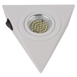 Lightstar Светильник MOBILED ANGO LED 3.5W 270LM 90G БЕЛЫЙ 4000K, 003340