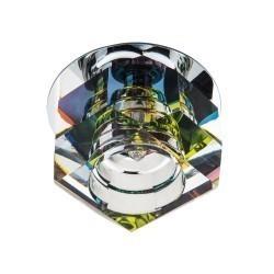 Lightstar Светильник ROMB MC G4 ХРОМ/МУЛЬТИКОЛОР, 004061