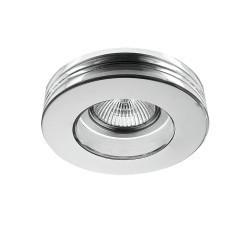 Lightstar Светильник LEI MR16/HP16 ХРОМ/ПРОЗРАЧНЫЙ, 006114