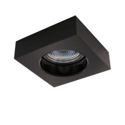 Lightstar Светильник LUI MR16/HP16 ХРОМ/ЧЕРНЫЙ, 006127