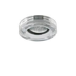 Lightstar Светильник LEI MICRO CR MR11 ХРОМ/ПРОЗРАЧНЫЙ, 006150