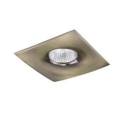 Lightstar Светильник LEVIGO Q  MR16/HP16 ЗЕЛЕНАЯ БРОНЗА, 010031