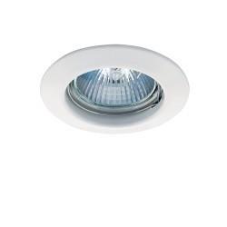 Lightstar Светильник LEGA HI FIX MR16 БЕЛЫЙ, 011010