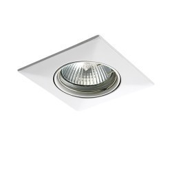 Lightstar Светильник LEGA QUA ADJ MR16/HP16 БЕЛЫЙ, 011030