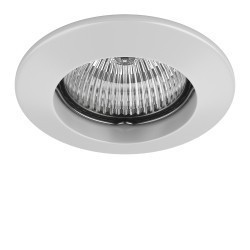 Lightstar Светильник LEGA LO FIX MR11/HP11 БЕЛЫЙ, 011040