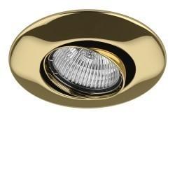 Lightstar Светильник LEGA LO ADJ MR11/HP11 ЗОЛОТО, 011052