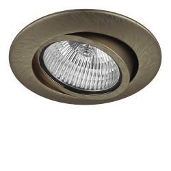 Lightstar Светильник TESO ADJ  MR16/HP16 ЗЕЛЕНАЯ БРОНЗА, 011081