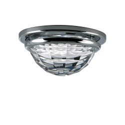 Lightstar Светильник DIVA CR MR16  ХРОМ/ПРОЗРАЧНЫЙ, 030004