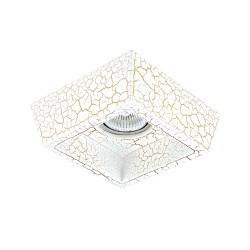 Lightstar  Светильник EXTRA QUA MR16/HP16 БЕЛАЯ ПАТИНА, 041021