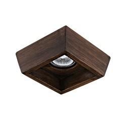 Lightstar Светильник EXTRA QUA ROVERE MR16/HP16 ТЕМНЫЙ ОРЕХ, 041029