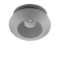 Lightstar Светильник ORBE LED15W 1240LM 60G СЕРЫЙ 4000K 051209, 051209