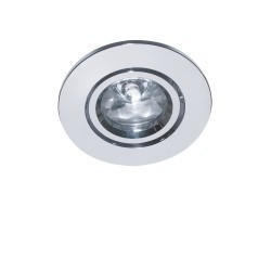 Lightstar Светильник ACUTO LED 1W 90LM ХРОМ 3000K, 070012