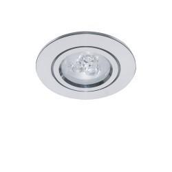 Lightstar Светильник ACUTO LED 3W 270LM ХРОМ 4000K, 070034