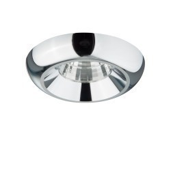 Lightstar Светильник MONDE LED 7W 560LM 50G ХРОМ 4000K, 071174