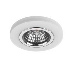 Lightstar Светильник ACRILE CYL LED 5W 425LM 40G ХРОМ/ПРОЗРАЧНЫЙ 4000K 073180, 073180