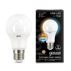 Лампа Gauss LED 102502110-T