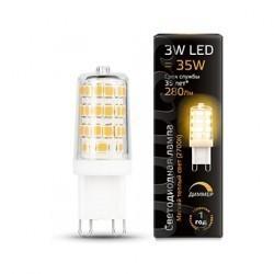 Лампа Gauss LED G9 107309103