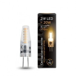 Лампа Gauss LED G4 107707102
