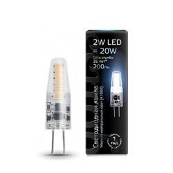 Лампа Gauss LED G4 107707202