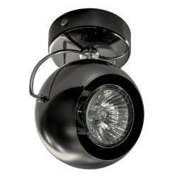 Lightstar Светильник OCCHIO FABI BK CR HP16 ЧЕРНЫЙ ХРОМ, 110588