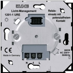 Механизм электронного выключателя Jung коллекции JUNG, 1201-1URE