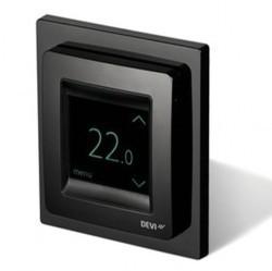 Терморегулятор DEVIreg Touch - Pure Black