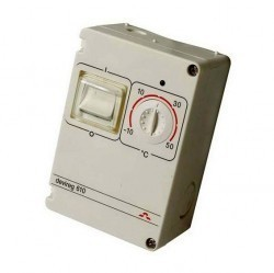 Терморегулятор DEVIreg 610 с датчиком на проводе