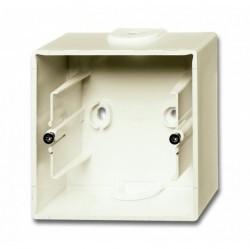1799-0-0971 Basic55 Коробка 1-ная для откр. проводки, сл. кость