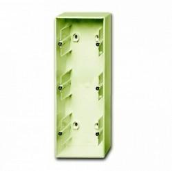 1799-0-0973 Basic55 Коробка 3-ная для откр. проводки, сл. кость