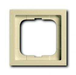 Рамка 1 пост ABB FUTURE, слоновая кость, 1754-0-4168