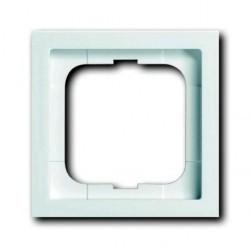 Рамка 1 пост ABB FUTURE LINEAR, альпийский белый, 1754-0-4498