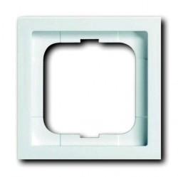 Рамка 1 пост ABB FUTURE, альпийский белый, 1754-0-4504