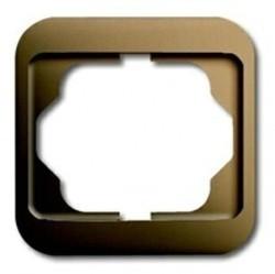 Рамка 1 пост ABB ALPHA NEA, бронзовый, 1754-0-4522
