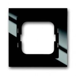 Рамка 1 пост ABB BUSCH-AXCENT, черный, 1753-0-4126
