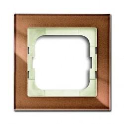 Рамка 1 пост ABB BUSCH-AXCENT, бронзовый, 1754-0-4543