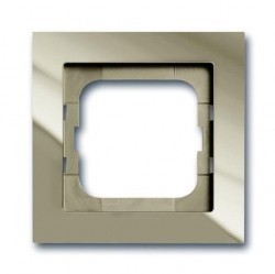 Рамка 1 пост ABB BUSCH-AXCENT, maison-beige, 1754-0-4481