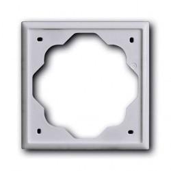 Рамка 1 пост ABB IMPULS, альпийский белый, 1754-0-4222