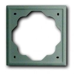 Рамка 1 пост ABB IMPULS, шампань-металлик, 1754-0-4225