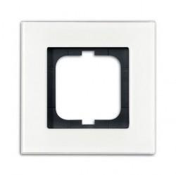 Рамка 1 пост ABB CARAT, белый, 1754-0-4442