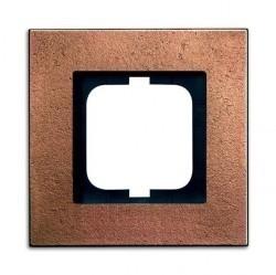 Рамка 1 пост ABB CARAT, бронзовый, 1754-0-4258