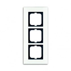 Рамка 3 поста ABB CARAT, белый, 1754-0-4444