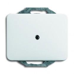 Заглушка ABB ALPHA NEA, белый матовый, 1753-0-1571