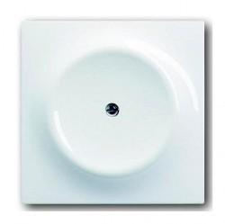Заглушка ABB IMPULS, альпийский белый, 1753-0-4930