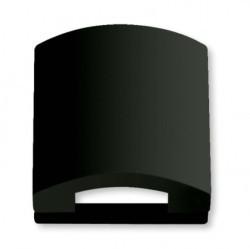 1726-0-0231 Basic55 Адаптер для приборов 50х50мм, château-black