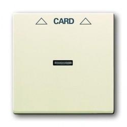 Накладка на карточный выключатель ABB, слоновая кость, 1710-0-3640